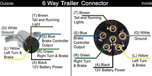 Six Pole Wiring Diagram