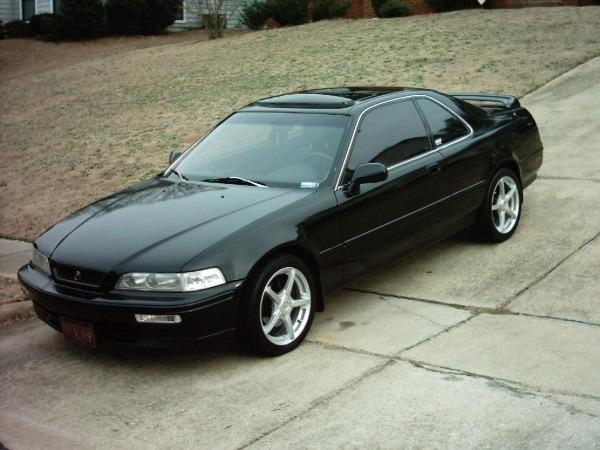 Acura Legend Coupe  122