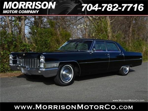 1965 Cadillac Sedan Deville For Sale