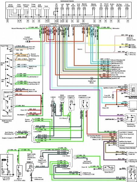 2006 Ford Mustang Wiring Diagram