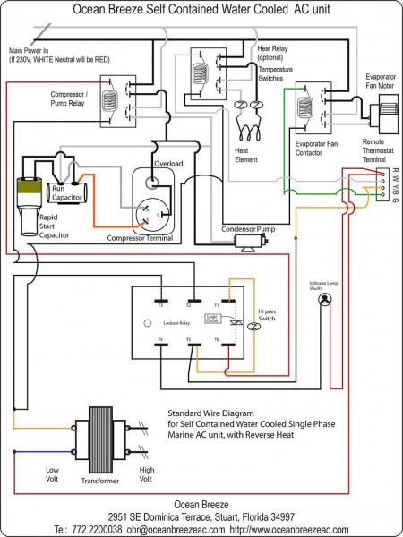 Home Ac Control Wiring