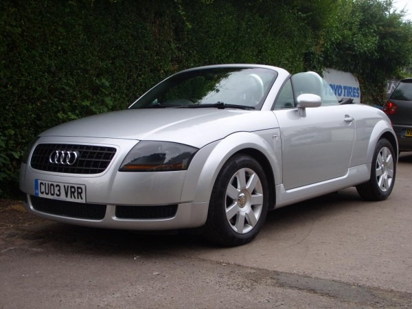 Used Audi Tt 1 8 T 2dr [150] 2 Doors Sports For Sale In Rugeley