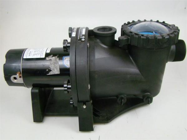 Everbilt 1081 Pool Pump ,hp 1 5, S F  1 10, Rpm 3450, K63cxeap