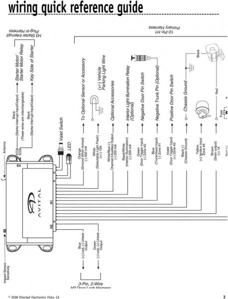 Viper 4103 Wiring Diagram