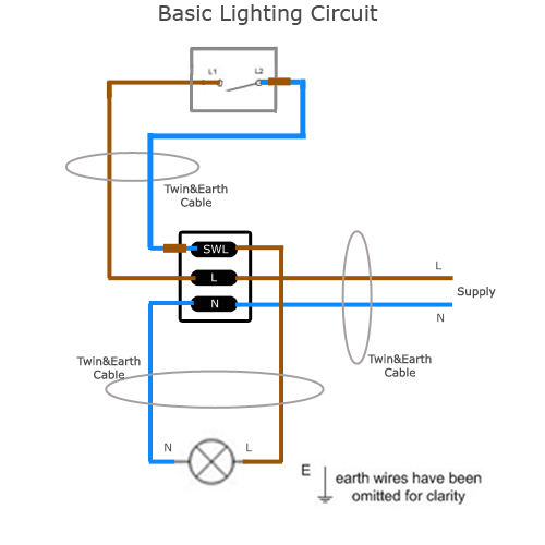 Wiring Diagrams For Lighting