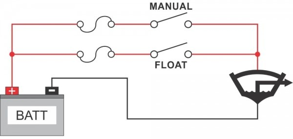 Boat Bilge Pump Wiring Diagram