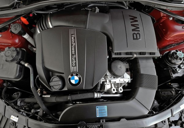 2011 Bmw 335i Coupe Technical Data