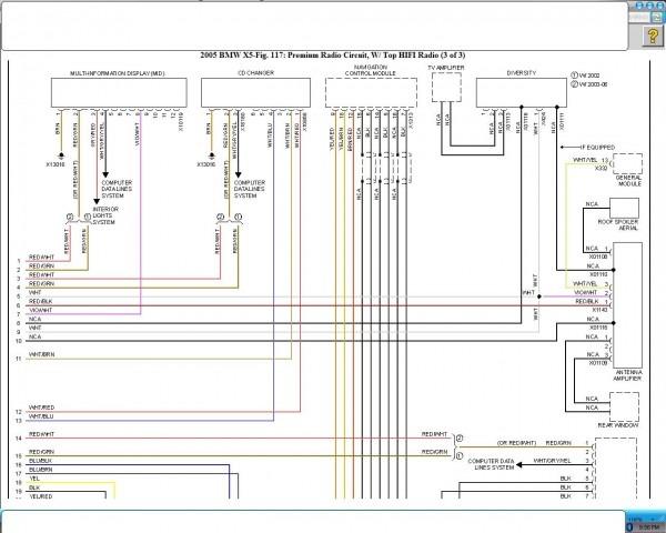 X5 Wiring Harness Box Diagram