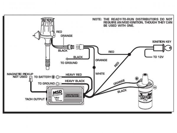 Msd 6420 Wiring Diagram