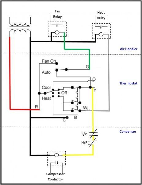 Ac Low Voltage Wiring Diagram