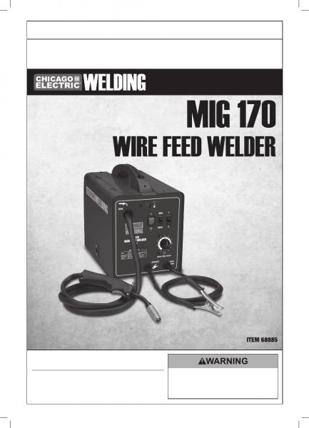 Trindl Arc Welder Wiring Diagram