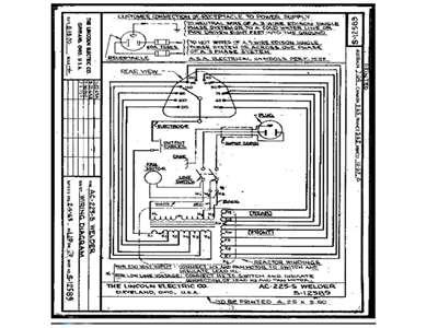 Stick Welder Wiring Diagram