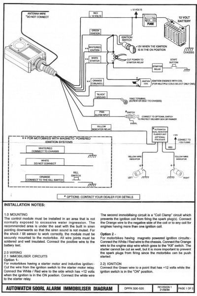 Mobile Home Electrical Wiring Diagrams