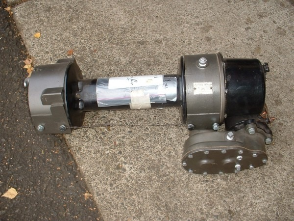 Ramsey Electric Winch – $600