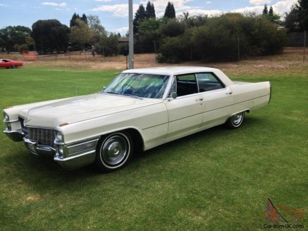 Cadillac Sedan Deville 1965 In Outer Adelaide, Sa