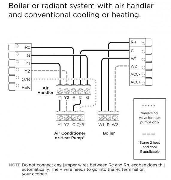 Boiler Pump Wiring