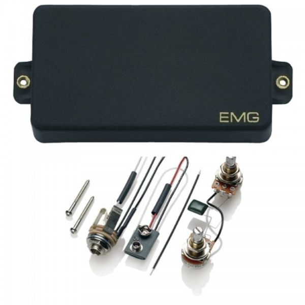 Emg 81 Humbucker Pickup, Black