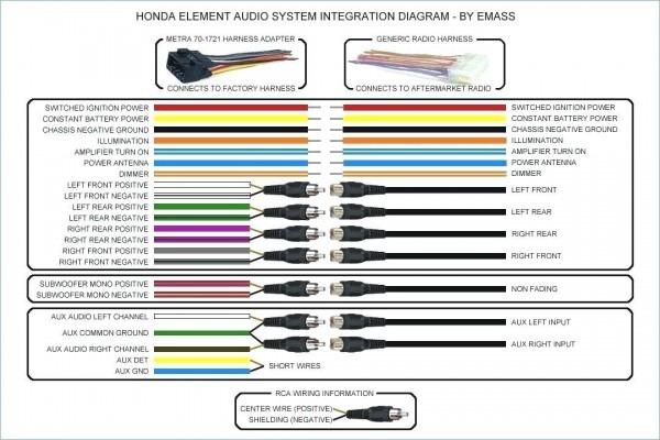 Isuzu Radio Wiring Harness