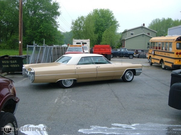 Fabulous 1965 Cadillac Coupe Deville Of  36777