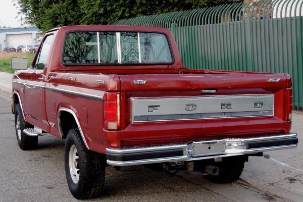 1982 Ford F150 Pick