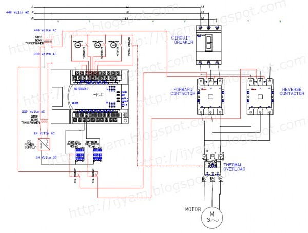 Forward Reverse Wiring Diagram