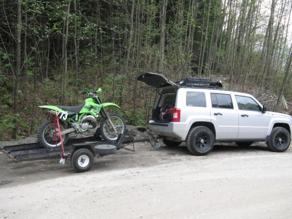 Dirtbikes And Patriots