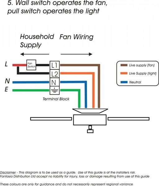 Hampton Bay Ceiling Fan Wiring Diagram New Ceiling Fan Control