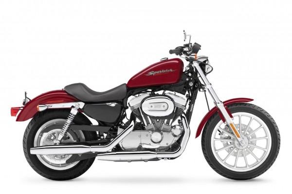 Harley Davidson Sportster 883 Specs