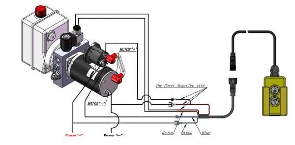 Hydraulic Solenoid Wiring Diagram