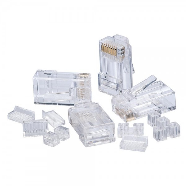 Ideal Rj45 Cat6 Modular Plugs (25