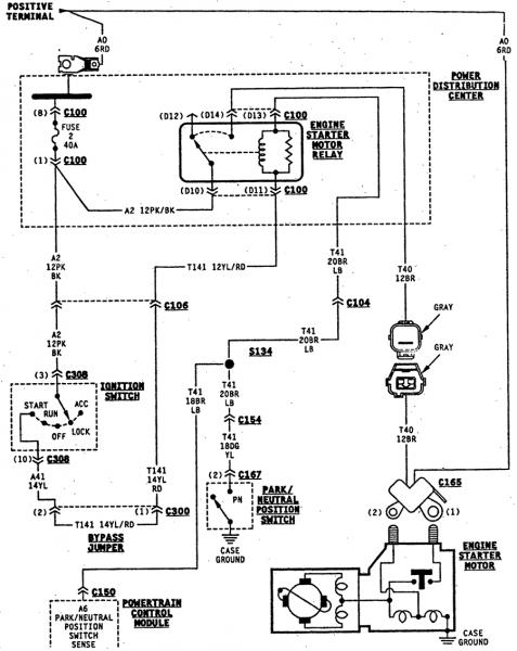 Cj5 Ignition Switch Wiring