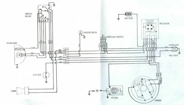 Electrical Diagrams Etc