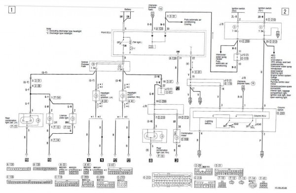 2002 Honda Accord Wiring Diagram Pdf