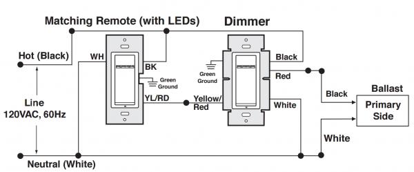 Leviton Occupancy Sensor Wiring Diagram