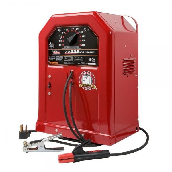 Lincoln Electric 225 Amp Arc Stick Welder Ac225s, 230v