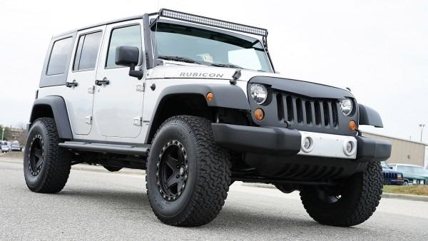 Davis Autosports 2008 Jeep Wrangler Unlimited Rubicon   For Sale