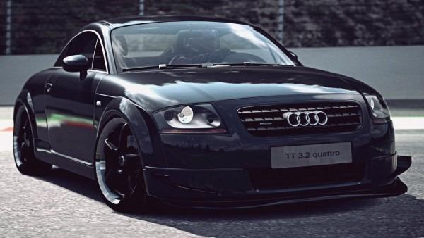 Gt6) Audi Tt Coupe 3 2 Quattro '03
