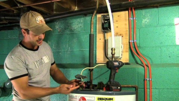How To Install A Water Heater Timer