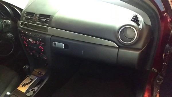 2003 To 2008 Mazda 3 Hatchback Fuse Box Inside