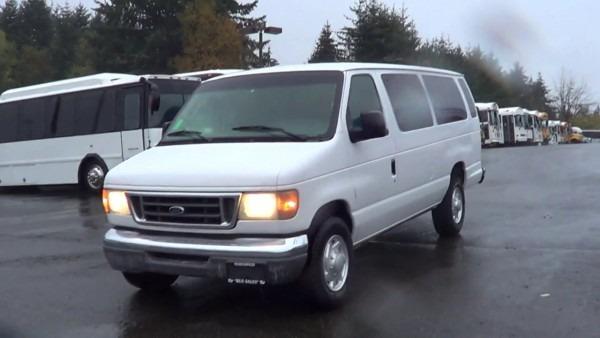 2003 Ford E