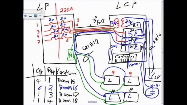 Lighting Control Panel 10 30 12
