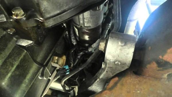 1999 Chevy Silverado Starter Replacement