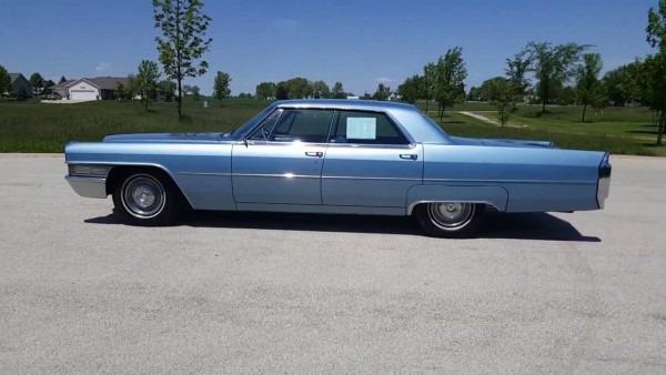 1965 Cadillac Sedan Deville Ebay No Reserve Auction