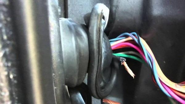 2004 Jeep Door Wiring Harness