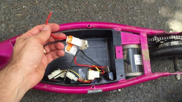 How To Change Razor E100 Scooter Batteries
