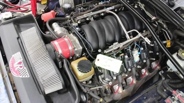 2006 Gto 6 0l Ls2 Engine W  T56 6