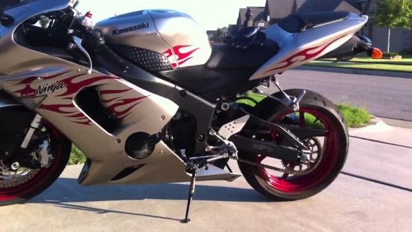 2006 Kawasaki Ninja Zx6r