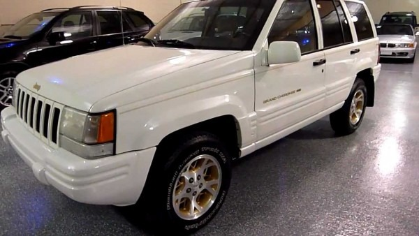 1997 Jeep Grand Cherokee 4dr Limited 4wd ( 2059) (sold)