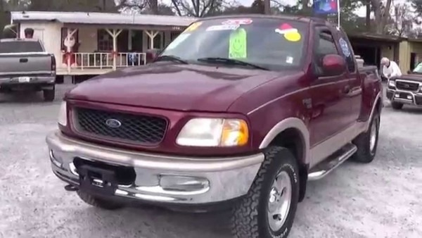 1998 Ford F