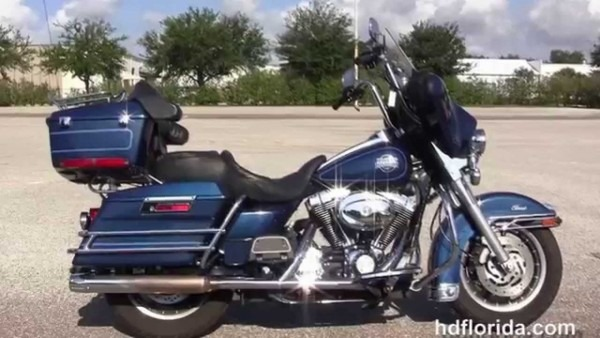 Used 2000 Harley Davidson Electra Glide Classic Motorcycles For